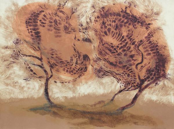 karin daymond, karin daymond monoprints, mpumalanga artists