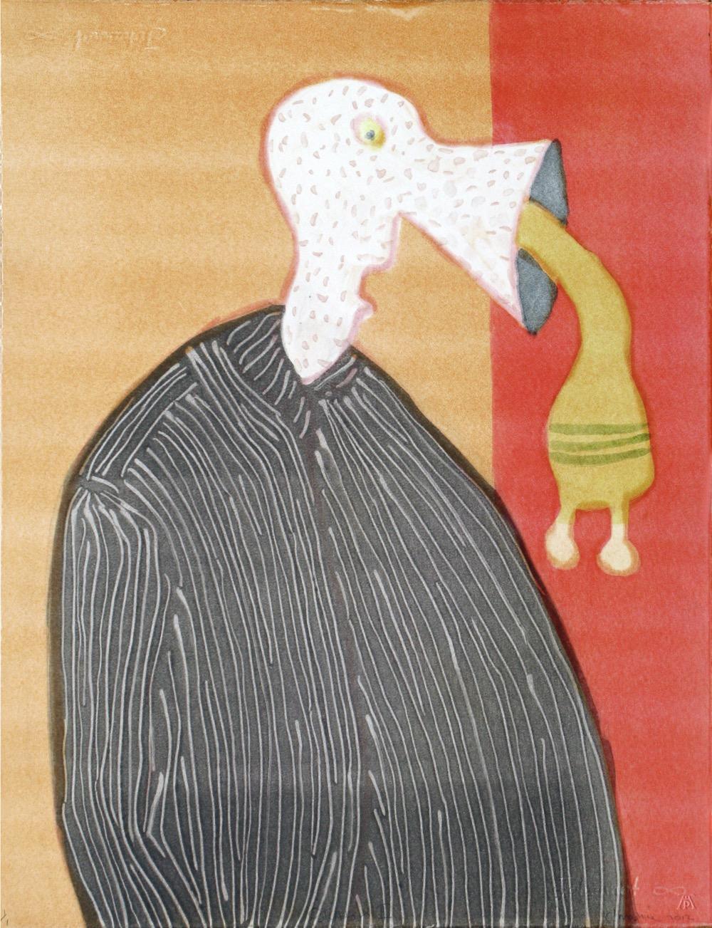 colbert mashile, colbert mashile prints, south african art