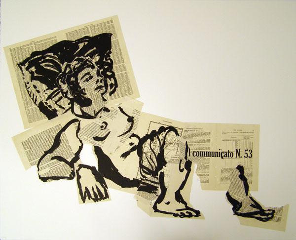 William kentrige the artists press, kentridge lithographs