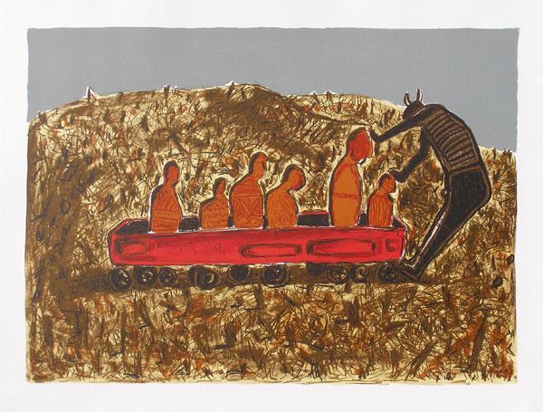 south african original prints