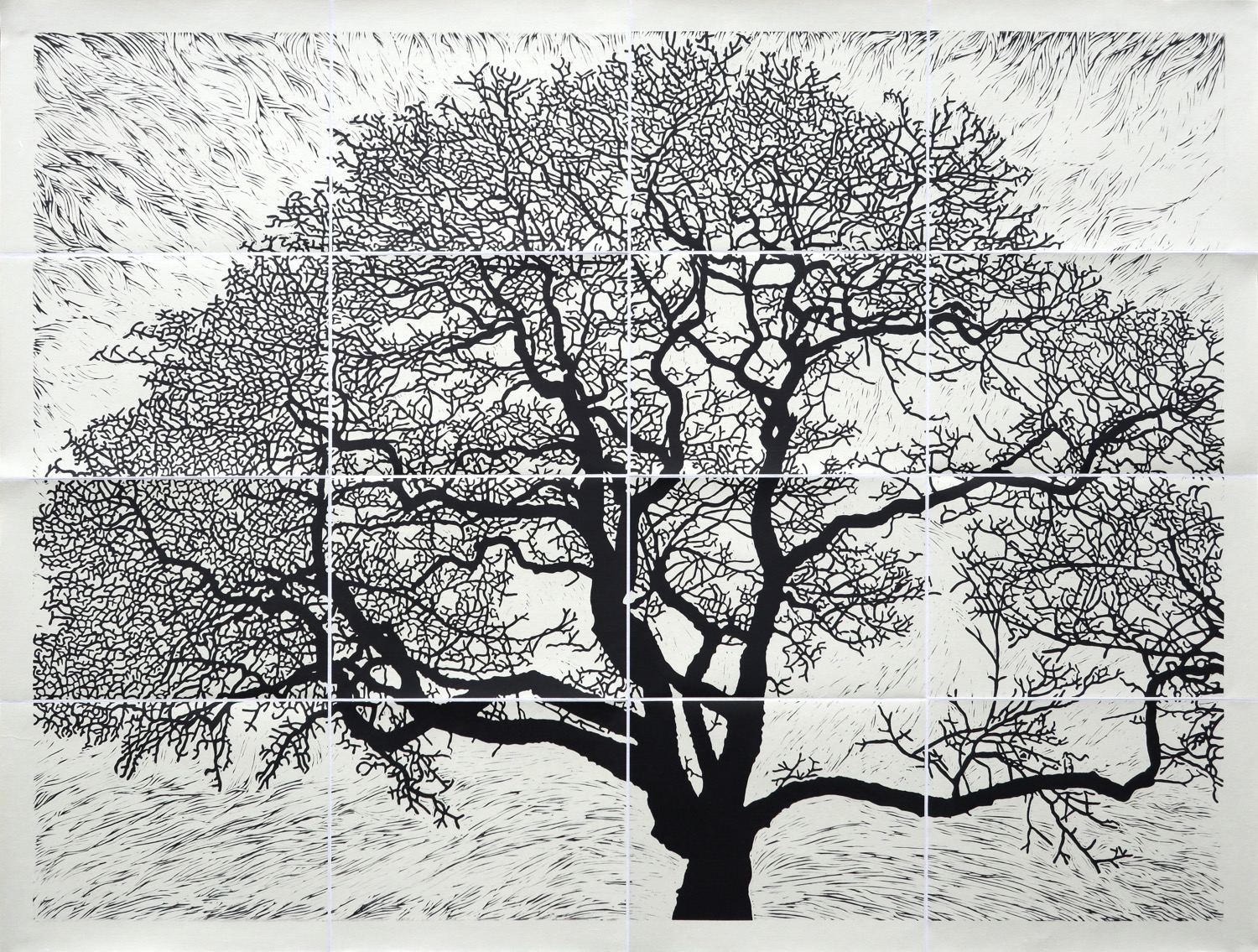 Simon Attwood Lithographs And Lino Cut Prints