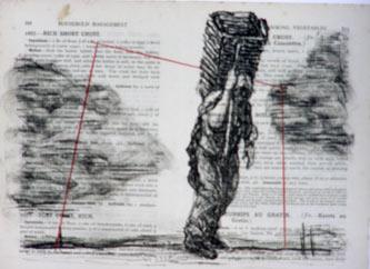 William kentridge lithographs, william kentridge artists press, limited edition prints